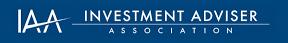 Investment Adviser Association